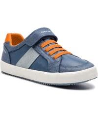 a7480838735b Sneakersy GEOX - J Alonisso B. C J922CC 00085 C4218 D Navy Dk Orange