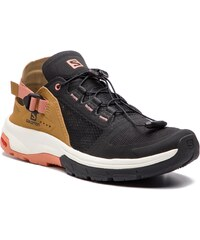 Trekingová obuv SALOMON - Techamphibian 4 W 406816 23 V0 Black Bistre Tawny  Orange 76659bb16b6