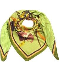 Tommy Hilfiger Dámský obdélníkový šátek Floral Print AW0AW05932 ... ba0ad3d9b2