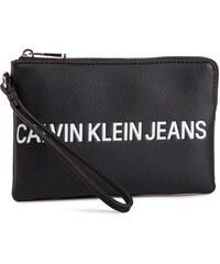 Táska CALVIN KLEIN JEANS - Sculpted Logo Mini Wristlet K60K605269 001 bf3551cb2b