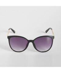 Sinsay - Slnečné okuliare - Čierna a3bbf2e5f2f