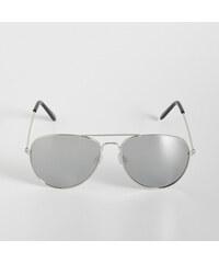 Sinsay - Slnečné okuliare - Svetlošedá 7697cf41f09