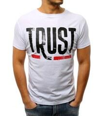 4551121ab57b Biele Pánske tričká a tielka z obchodu Budchlap.sk