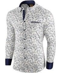 df317570f2fe Seraph Krásna vzorovaná pánska košeľa