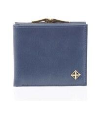 Klasická dámska modrá peňaženka - Milano Design SF1801 modrá - Glami.sk f3cc0fd313f