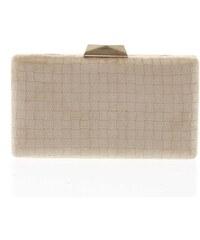 84bab3da8c Luxusná semišová originálna tmavobéžová listová kabelka - Delami ZL093  béžová