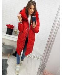 Brand Dámska zimná bunda (ty0531) - červená ty0531 ace2204d40f