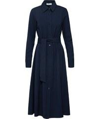 EDITED Košilové šaty  Angilia  námořnická modř eed4f18c001