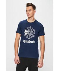 83ca745c28b3 REEBOK Modré Pánske oblečenie - Glami.sk