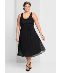 7a04f164c1c sheego Style Koktejlové šaty černá