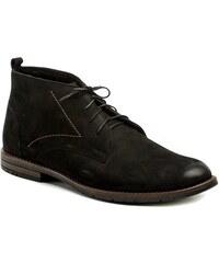 9041a264132 Abil Kotníkové boty Agda 638a černé pánské zimní boty Abil