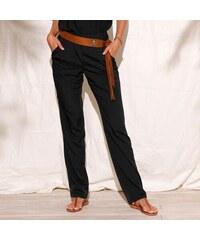 8434e103ccc9 Čierne Dámske nohavice z obchodu Blancheporte.sk