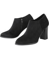 ESMARA Dámská kotníková obuv (kotníkové černé) edf55c917d1