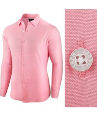 4360df72a0d9 Seraph Pánska business košeľa ružovej farby
