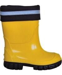 f9943621fe38 Protetika Detské zateplené čižmy - žlté