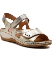 Sandále POLLONUS - 5-0994-066 Złoto 7018cce1877