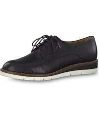 39e7a0a5f1f TAMARIS Šněrovací boty černá