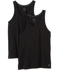 Calvin Klein Underwear CK ONE - Cotton Stretch 2 Pack Tank U8513A Herren Unterwäsche/ Unterhemden