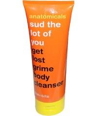Anatomicals - Sud The Lot Of You - Gel douche à la mangue et à la papaye 250 ml - Clair