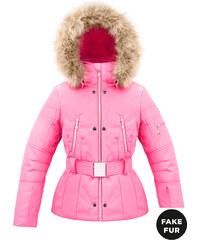 Dětská bunda Poivre Blanc W18-1008-JRGL A Ski Jacket punch pink  f8dc4e08daf