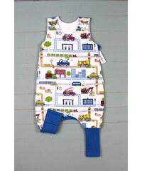 Cute Baby Járművek a városban tipegő hálózsák ac0ca58e7a