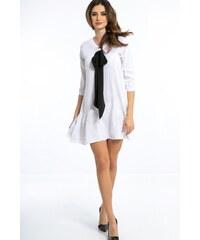 Šaty s mašľou  fa888fde0f8