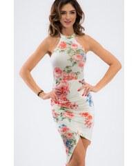 Šaty s odhalenými ramenami  25104f2706