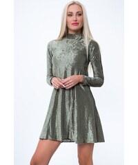 Šaty s áčkovou sukňou  2eb8d5bbe28