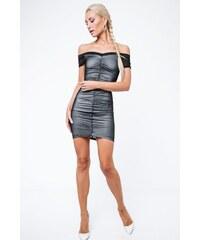 ba69d7c90033 FASARDI Dámske šaty s odhalenými ramenami