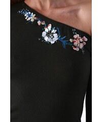 FASARDI Dámske šaty s odhalenými ramenami 6ed9f683611