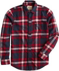 22369d6c13a HOLLISTER Košile  FLANNEL  námořnická modř   červená   bílá