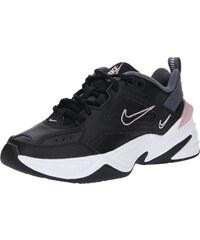 more photos f9035 7983e Nike Sportswear Tenisky  M2K Tekno  šeříková   černá   bílá