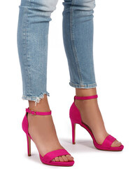 08e610930d55 Refresh Fuchsiové sandále 69840