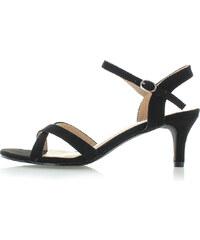 2ad98ed80ed Belle Women Černé sandály Prue