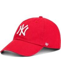 Baseball sapka 47 BRAND - New York Yankees 47 B-RGW17GWS-RD Piros 05a74bf9ff