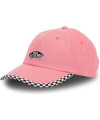 Baseball sapka VANS - Check It Hat VN0A3UQDUV71 Strawberry Pink ec52547beb