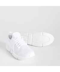 Sinsay - Športové topánky - Biela f0e66a242b