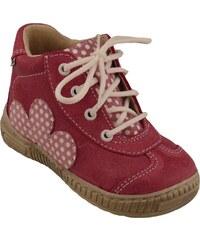 Celoroční kožené boty obuv Pegres růžové 3199 805aedc3fc