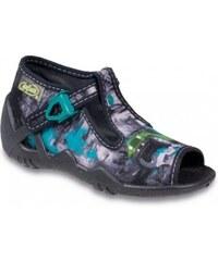 57c44a6dbe6 Bačkůrky   papučky   sandálky Befado Snake 217P065