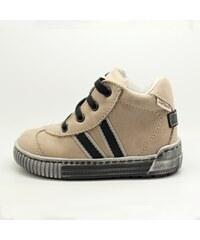 12e343776a5 Celoroční kožené boty obuv Pegres Elite kotníkové 1401 pískové