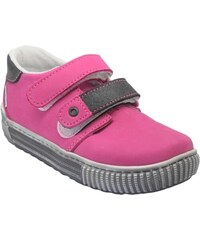 Kožené boty obuv Pegres Elite 1407 růžové extra flexibilní b01a96630c