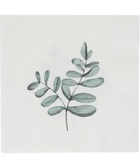 IB LAURSEN Papierové obrúsky Eucalyptus Leaves 20 ks 54a9c46616a