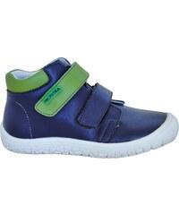6112a626d6ee Protetika Chlapčenské členkové barefot topánky Levis - šedé - Glami.sk