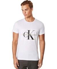 6a1ae26afb Pánské tričko CALVIN KLEIN JEANS - bílá