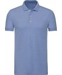 83871264fc94 Russell Pánské strečové polo tričko s límečkem a krátkými rukávy ...
