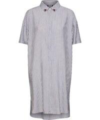CATWALK JUNKIE Košilové šaty  BL TINY Hearts  černá   bílá 94bda2d19b5