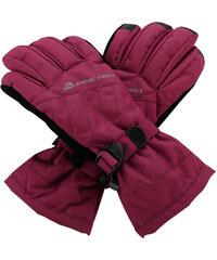 Dámké rukavice Alpine Pro RENA - tmavě fialová 60951fcdc4