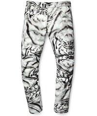 Pánské kalhoty G Star Animal White Tiger d891f3d250
