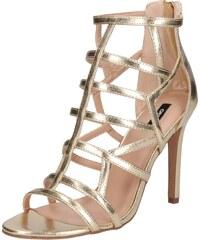 2fb146a5189f Dámské sandály na vysokém podpatku