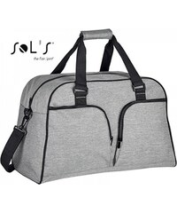 Sol s Bags Dámská cestovní taška Hudson s černými detaily ... 2ff41754ed